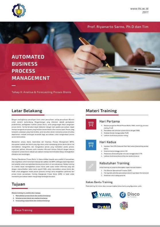 Tahap 2 - Analisa dan Forecasting Proses Bisnis